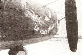 Nose Art of B-24 SO VELLY SOLLY